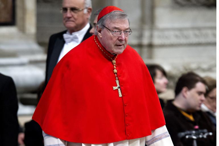 Le cardinal George Pell est au cœur d'une des plus grandes affaires de pédophilie en Australie.