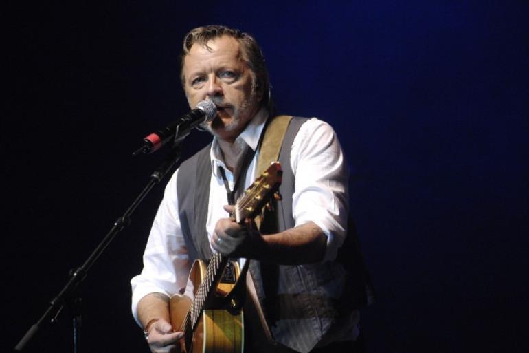 Le chanteur Renaud dévoile les dates de sa prochaine tournée
