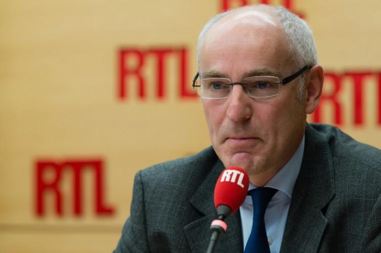 Thierry Repentin, invité de RTL (archive).