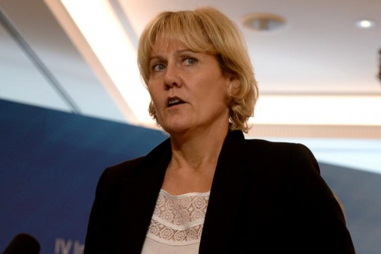 Nadine Morano, eurodéputée et membre du parti Les Républicains