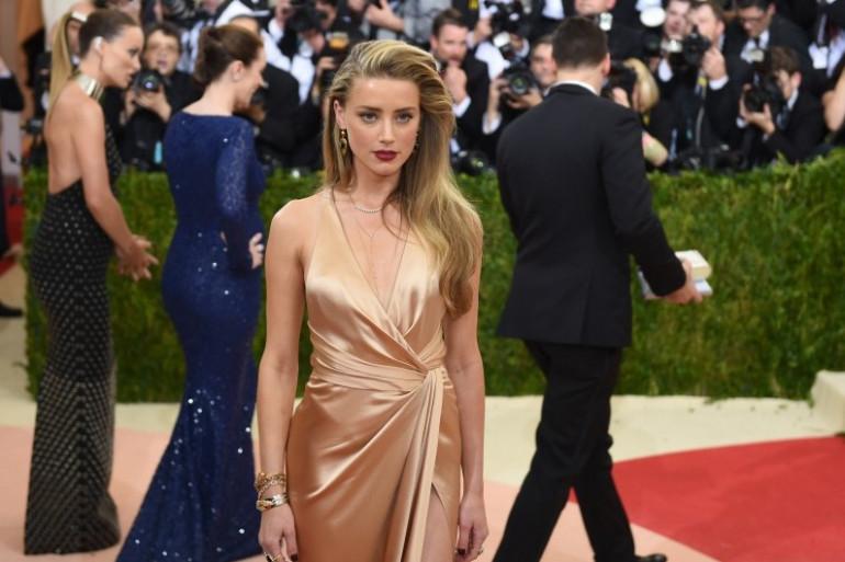 Amber Heard accuse Johnny Depp de violences conjugales