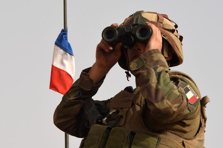 Un soldat de l'armée française au Sahel (illustration)