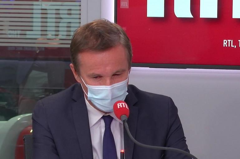 Nicolas Dupond-Aignan, invité RTL du lundi 9 novembre 2020