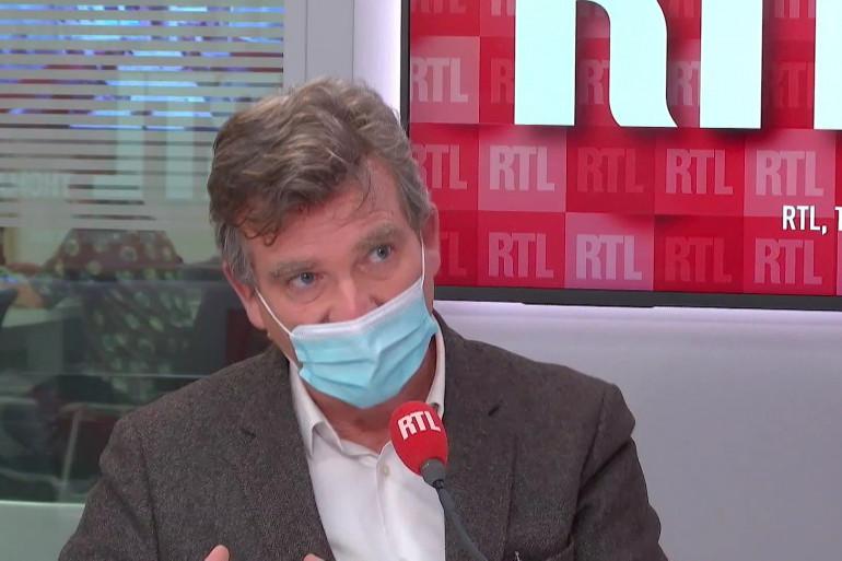L'invité de RTL Soir du 10 novembre 2020