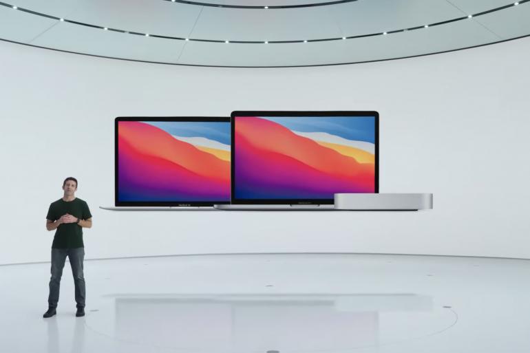 Apple a présenté ses premiers Mac boostés par la puce M1