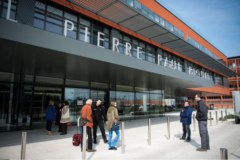 L'hôpital Pierre Paul Ricquet à Purpan (Haute-Garonne), près de Toulouse. (illustration)