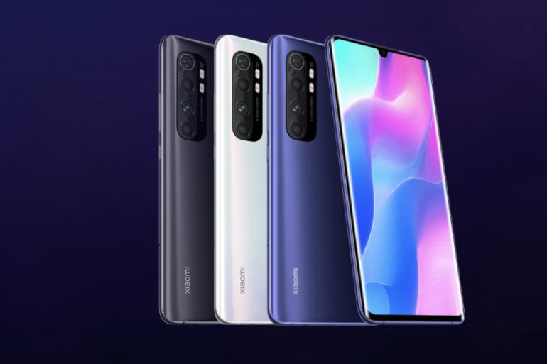 Le Mi Note 10 Lite de Xiaomi est l'un des smartphones à prix contenu les plus compétitifs de l'année 2020
