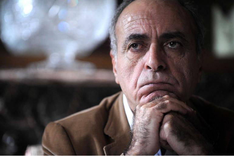 Ziad Takieddine le 18 octobre 2010, à Paris.