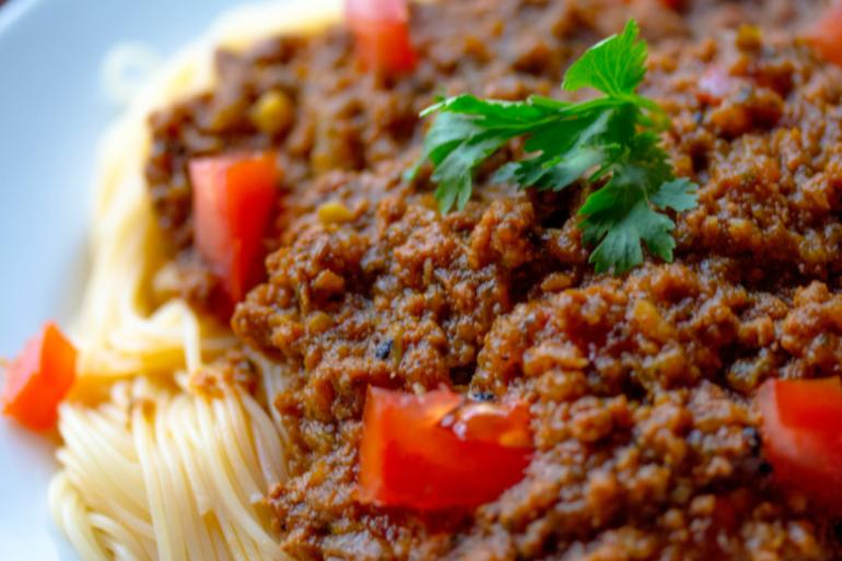 Le chef vous livre ses secrets pour une sauce bolognaise réussie (Image d'illustration).
