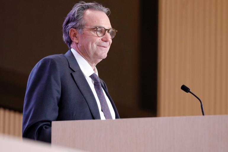 Renaud Muselier lors du Congrès des Régions, le 19 octobre 2020.