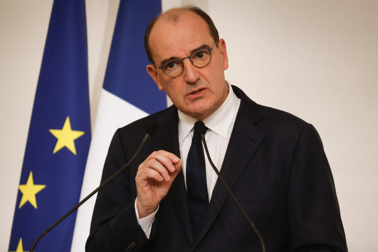 Jean Castex, le 22 octobre 2020