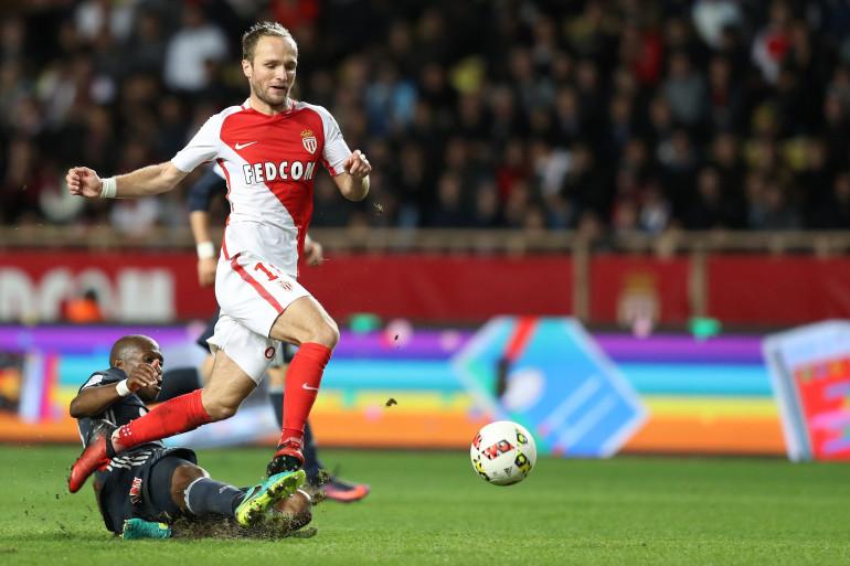 Valère Germain a inscrit un doublé lors de large victoire de l'ASM face à l'OM (4-0).