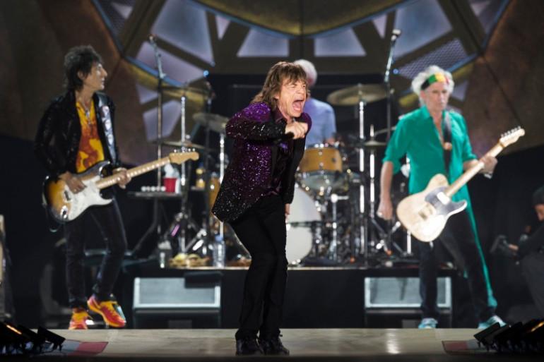 """Les Rolling Stones sortent le 26e album """"Blue & Lonesome"""""""