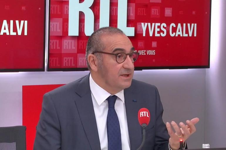 Laurent Nunez est l'invité de RTL
