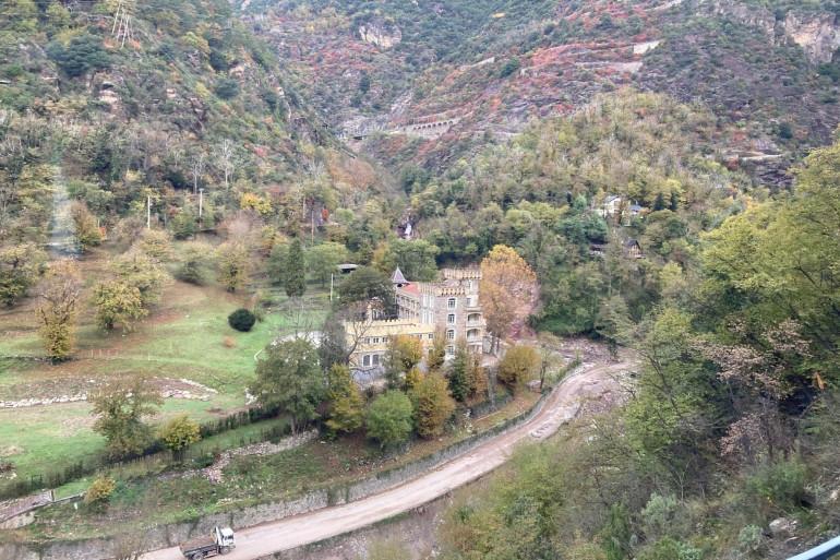 La vallée de la Roya