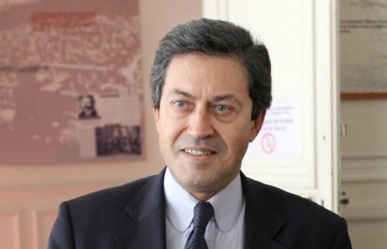 Le député UMP de la 11e circonscription du Rhône Georges Fenech