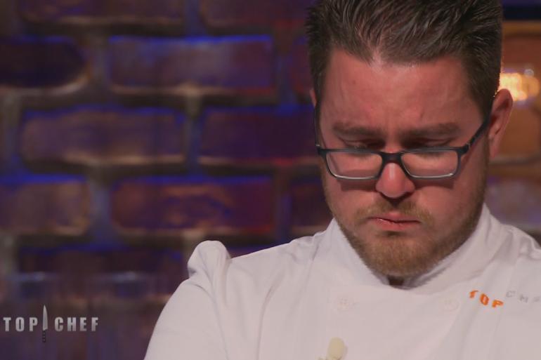 """Carl a été éliminé de """"Top Chef 2017"""" au deuxième épisode"""