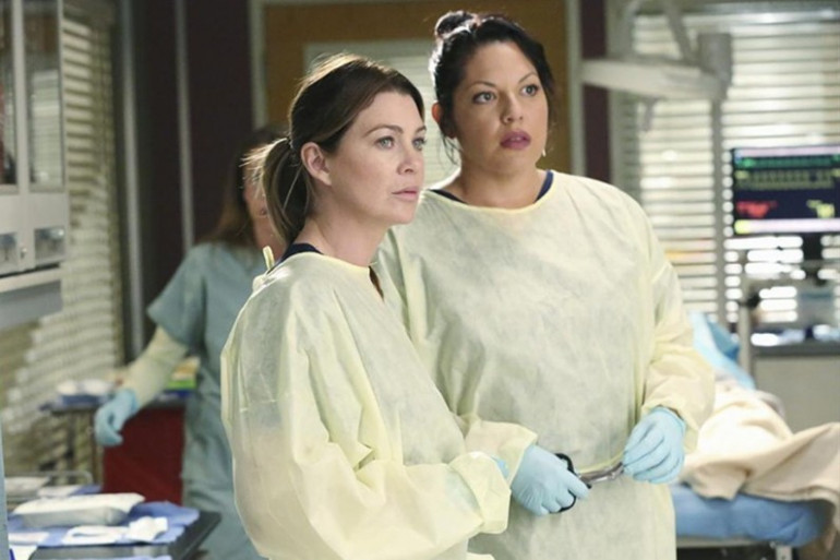 """""""Grey's Anatomy"""" fait un retour gagnant sur TF1 pour sa douzième saison"""