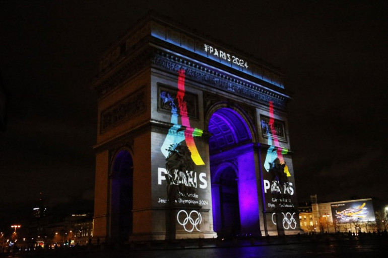 Le logo de Paris 2024 a été présenté le 9 février 2016