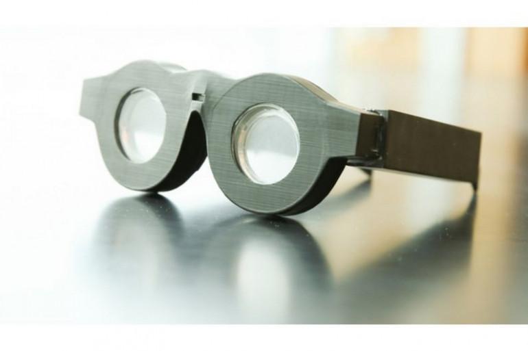 Des lunettes autofocus pour les presbytes