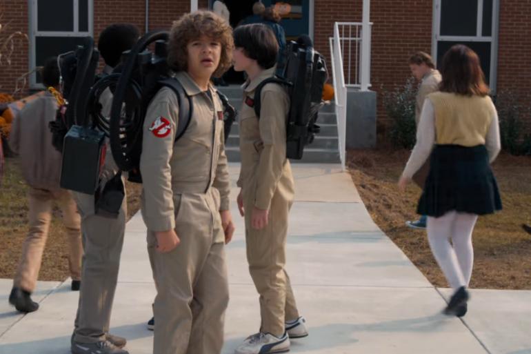 """Les enfants de """"Stranger Things"""" dans le teaser de la saison 2"""