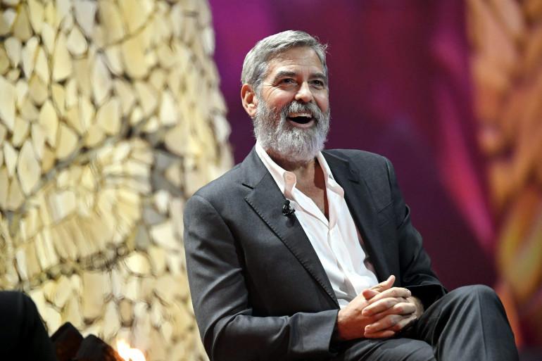 George Clooney révèle l'histoire digne d'un film de son don d'un million de dollars à ses amis