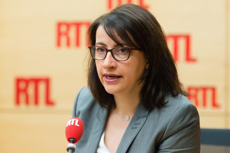 Cécile Duflot, invitée de RTL le 9 février 2017