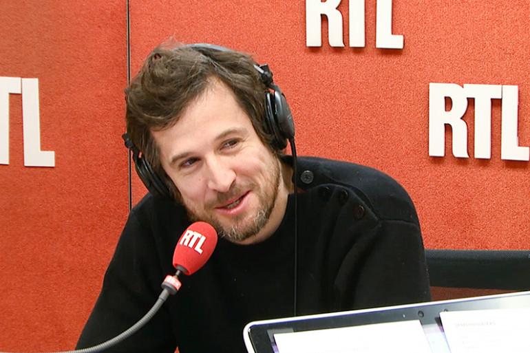 """Guillaume Canet invité de """"Laissez-vous tenter"""" sur RTL"""
