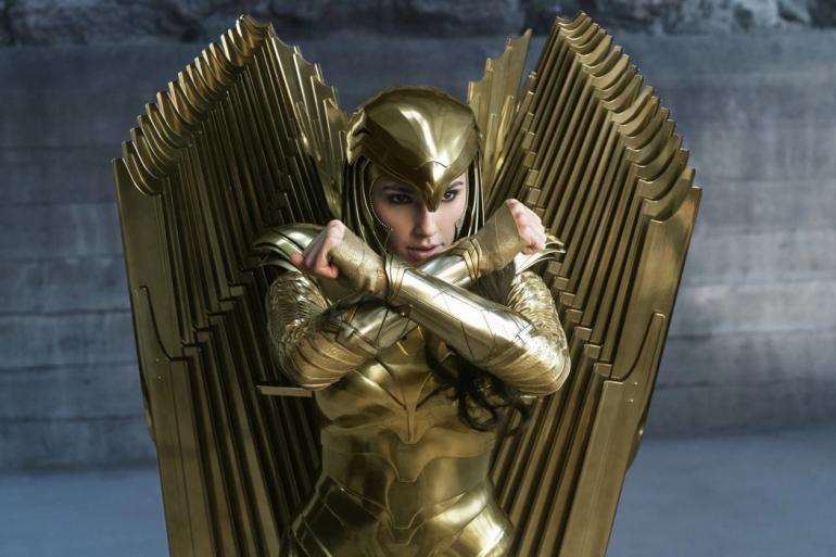 Wonder Woman (Gal Gadot) prête pour sa sortie dans les salles américaines