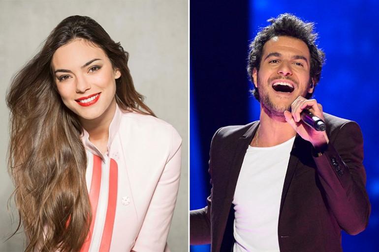 Amir est confiant après la nomination de son amie Alma à l'Eurovision 2017