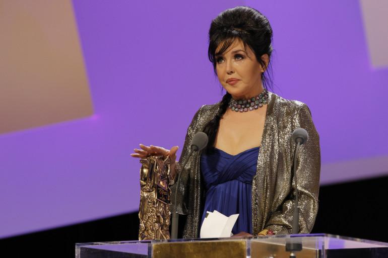 isabelle Adjani, ici lors des Césars en 2010 (archives)