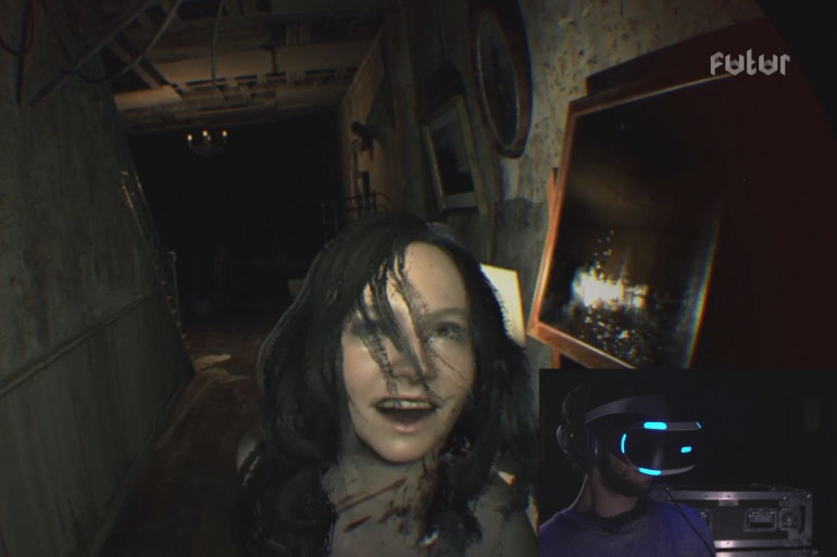 """""""Resident Evil 7"""" en réalité virtuelle plonge le joueur dans une angoisse bien réelle"""