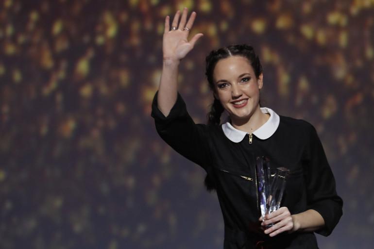 Jain a remporté la Victoire de l'artiste féminine de l'année face à Véronique Sanson et Imany
