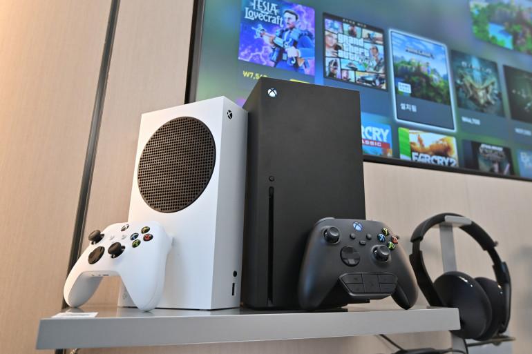 Microsoft espère challenger Sony avec ses nouvelles Xbox Series