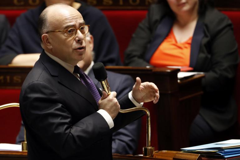 Bernard Cazeneuve à l'Assemblée nationale le 15 février 2017