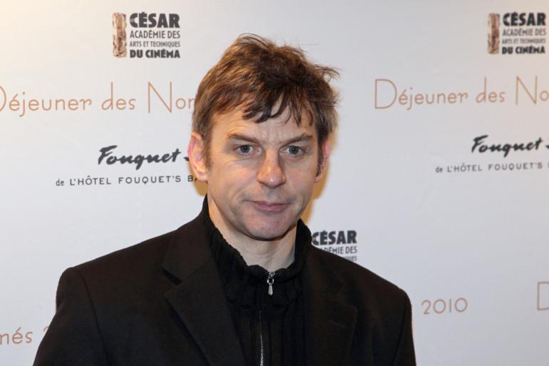 Le réalisateur belge Lucas Belvaux, le 13 février 2010 à Paris.