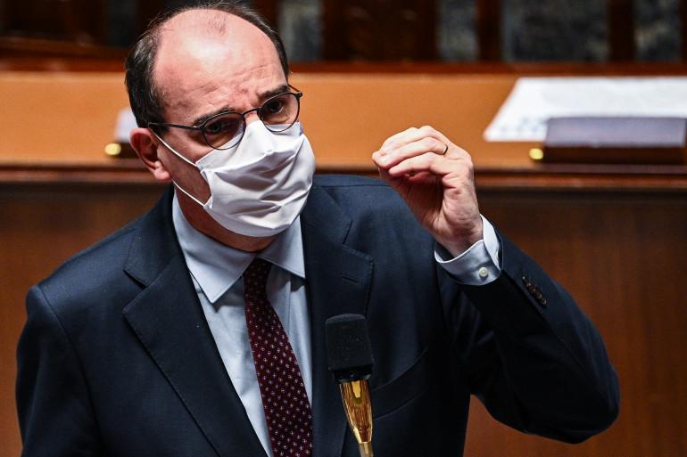 Jean Castex, à l'Assemblée le 24 novembre 2020
