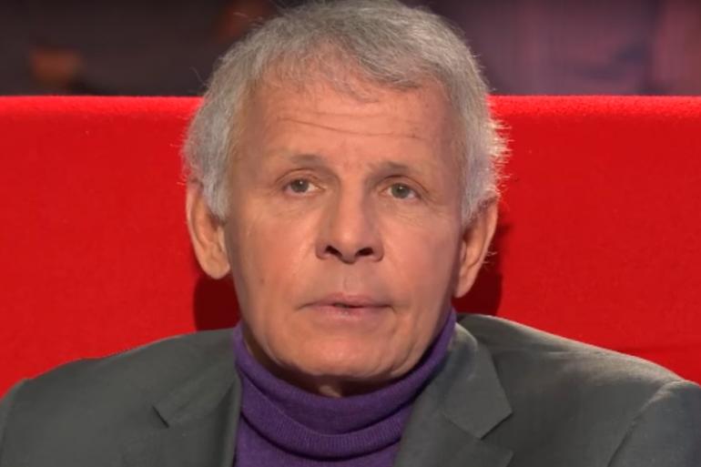"""Patrick Poivre d'Arvor dans """"Le Divan"""" de Marc-Olivier Fogiel"""