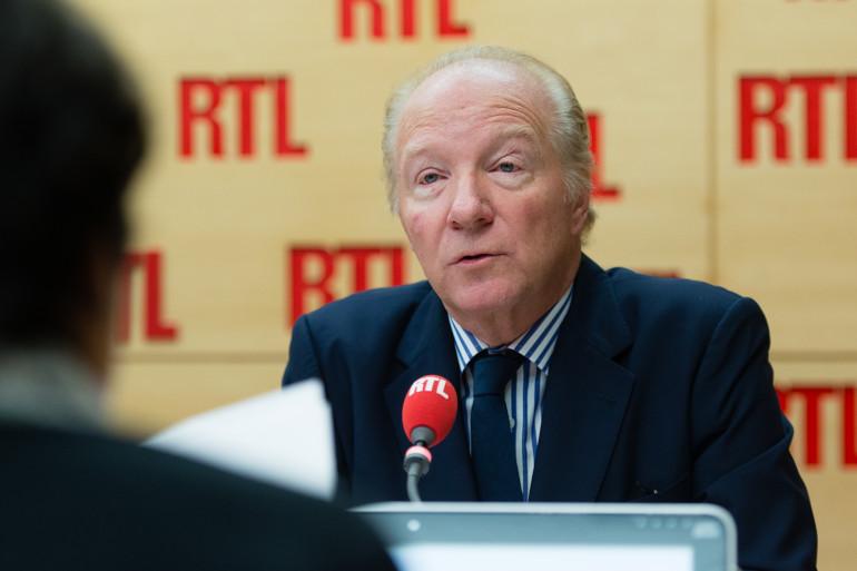 Brice Hortefeux, invité de RTL le 22 février 2017