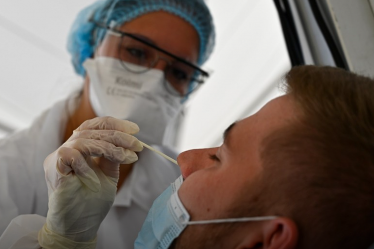Coronavirus : à quel moment est-on le plus contagieux ? (illustration)