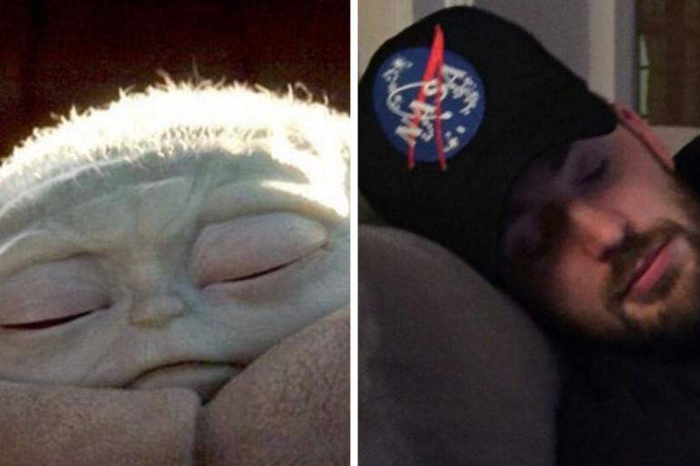 Baby Yoda et Chris Evans vont adoucir votre journée