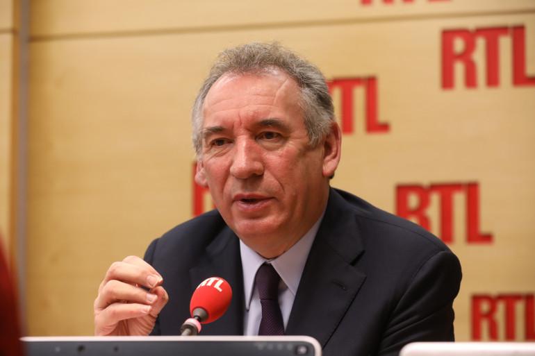 François Bayrou sur RTL le 23 Février 2017