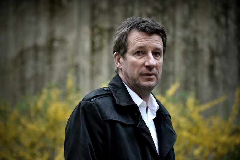 Yannick Jadot, l'eurodéputé écologiste à Paris en mars 2017