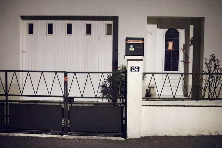 Le pavillon de la famille disparue a été placé à Orvault, près de Nantes