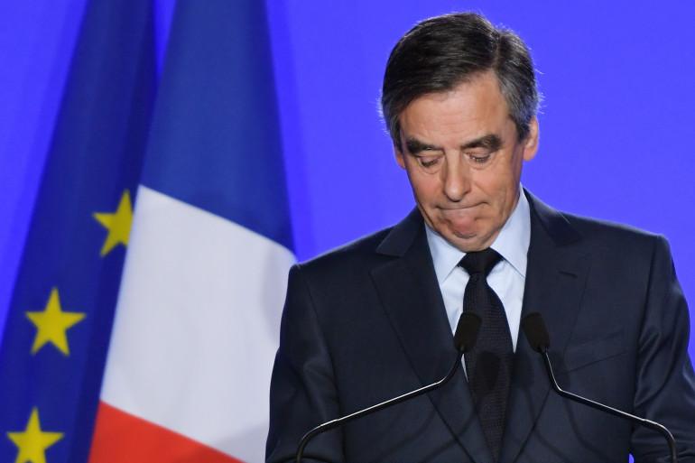 François Fillon a annoncé qu'il ne retirera pas sa candidature à la présidentielle lors de sa conférence de presse mercredi 1er mars 2017