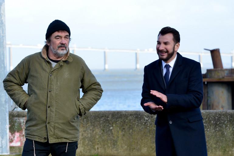 """Michaël Youn et Olivier Marchal dans """"Mon frère bien aimé"""" diffusé sur France 2"""