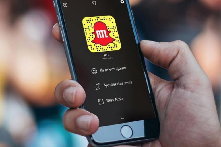 Snapchat RTL