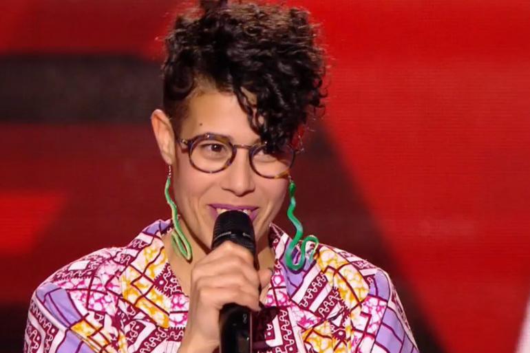 """Nathalia, nouveau talent de """"The Voice 2017"""""""