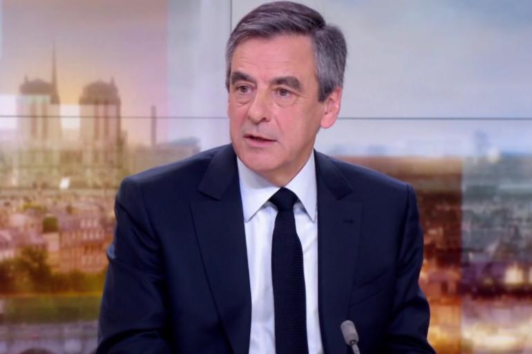 François Fillon sur France 2 le 5 mars 2017