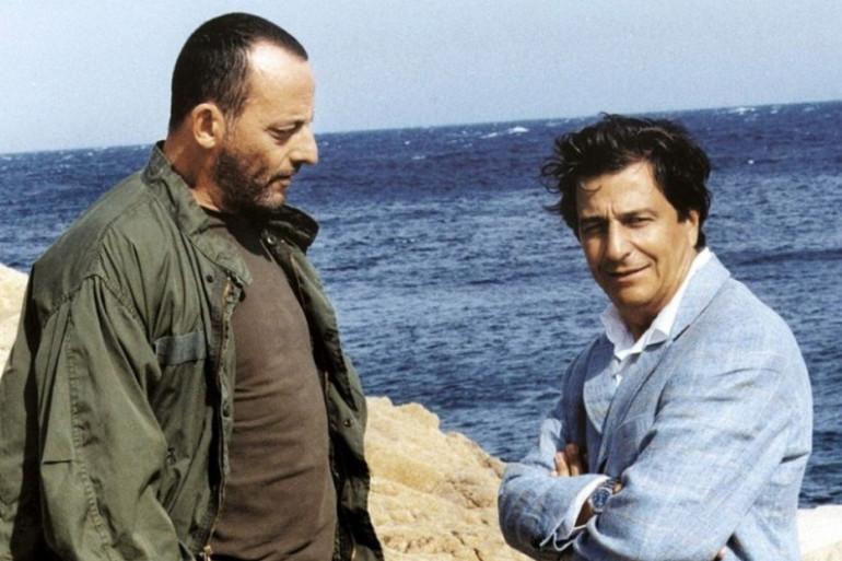 """Jean Reno et Christian Clavier dans """"L'enquête corse"""""""